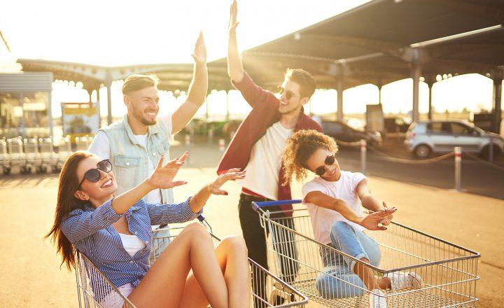 Der Einkaufswagen – eine Erfolgsstory auf vier Rädern
