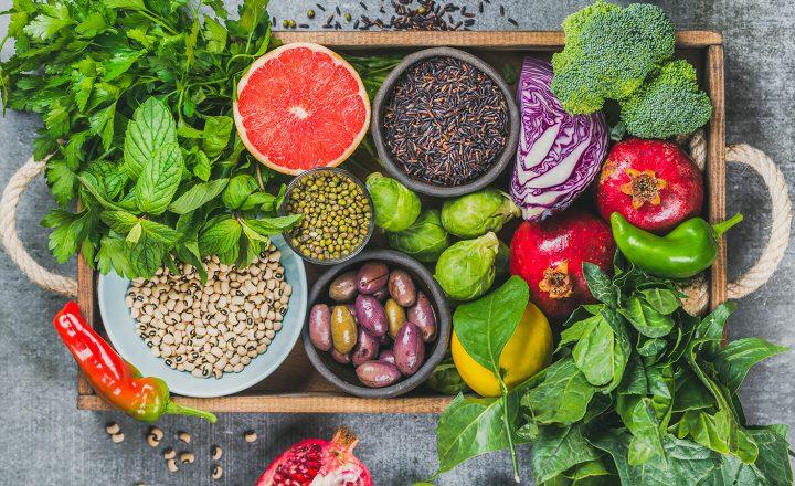 Die alternativen Ernährungsformen