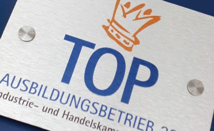 "EDEKA Jens Meier ist ""TOP Ausbildungsbetrieb 2019"""