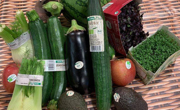 Rewe: Die nackte Wahrheit – Biofrüchte jetzt unverpackt
