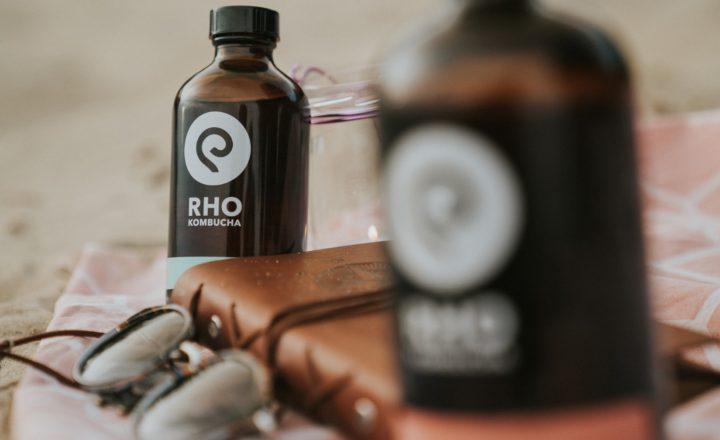 RHO – Kombucha neu definiert.