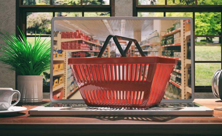 Online-Lebensmittel-Handel: Frisches aus dem Netz