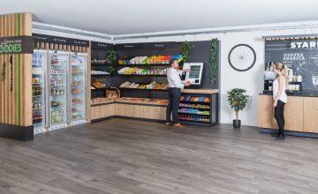 Erster Foodie`s Micromarket in Deutschland