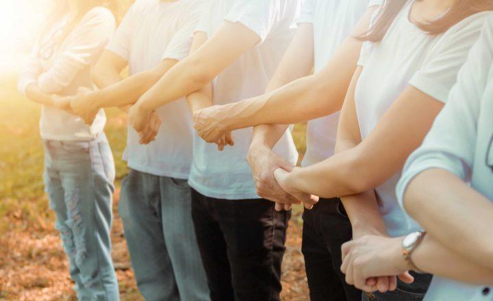 Genossenschaften bieten eine starke Community