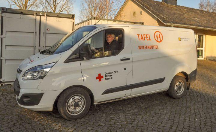 Tafel Wolfenbüttel erhält Unterstützung durch Lidl-Stiftung