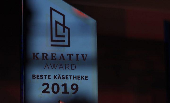 Käse Kreativ Award: EDEKA Warncke gewinnt!