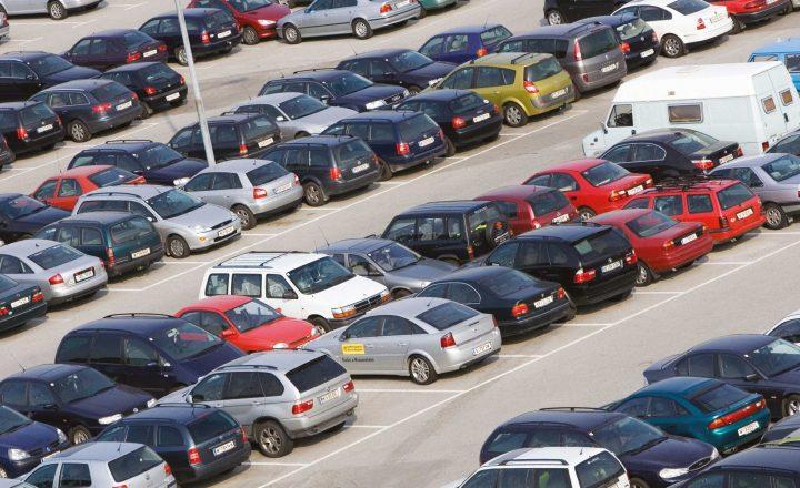 Parken vor dem Supermarkt kann teuer werden!