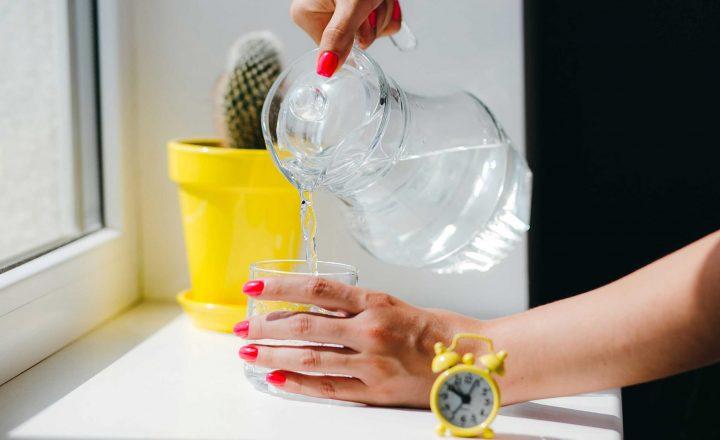 Mehr Wasser trinken – ein erfrischend guter Vorsatz