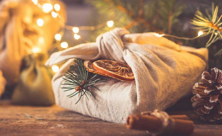 Umweltfreundlich Weihnachten feiern