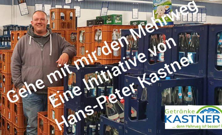 Hans-Peter Kastner geht den Mehr-Weg