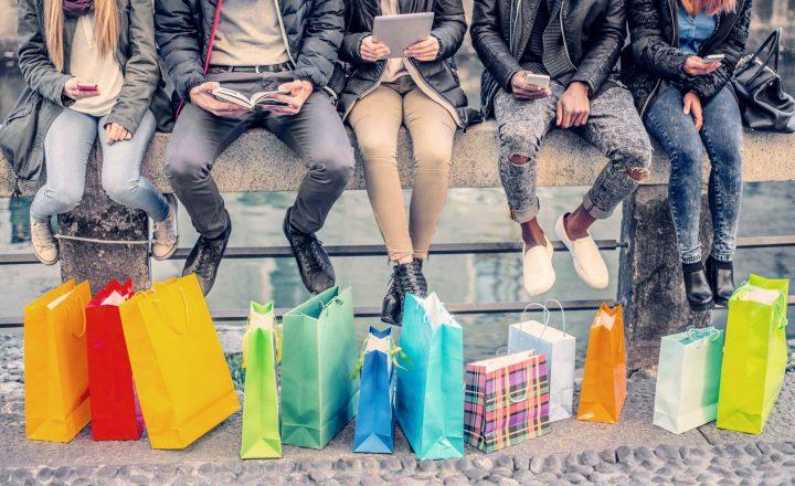 Shoppinglaune: Versand- oder Einzelhandel – wer hat die Nase vorn?