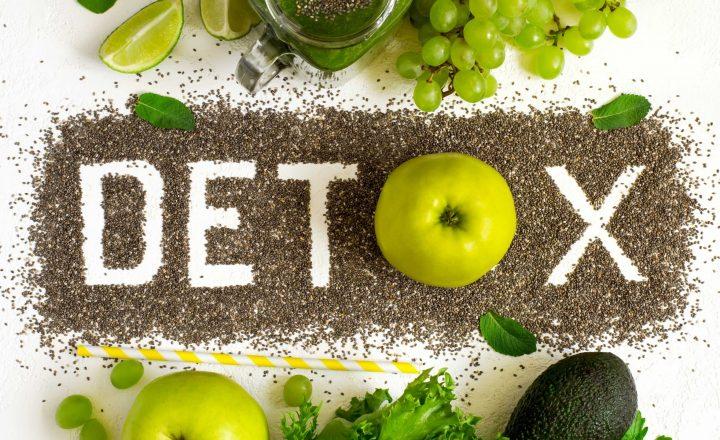 Detox: Warum wir unseren Körper entgiften sollten