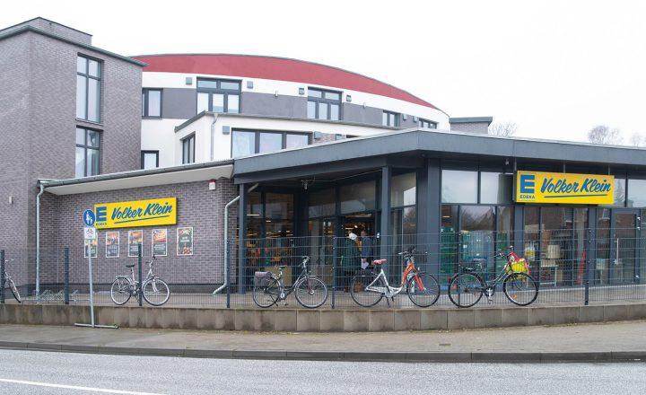 Edeka Volker Klein eröffnet neuen Markt in Wedel