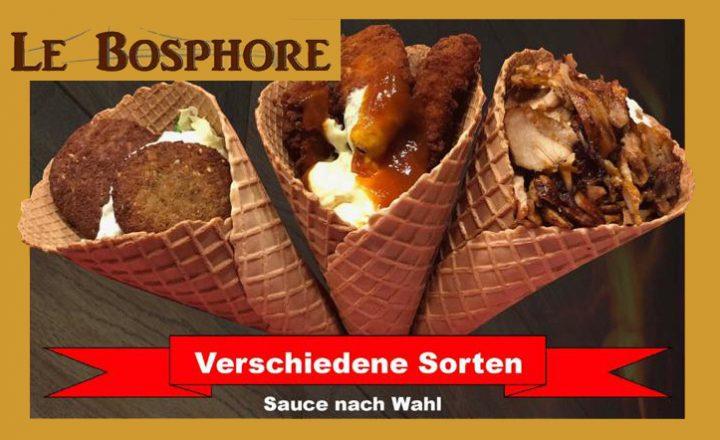 Le Bosphores Dönerwaffel – kulinarisch und nachhaltig