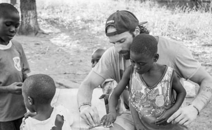 Robin Hertscheck engagiert sich in Kenia!