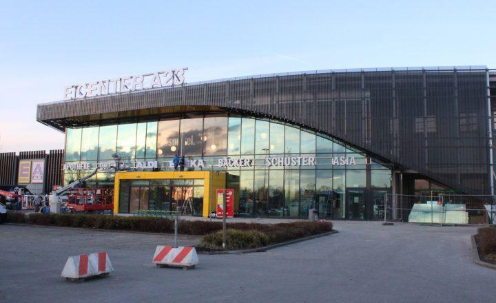 A23-Center Hayunga eröffnet