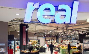 Zerschlagung der real-Einzelhandelskette beginnt
