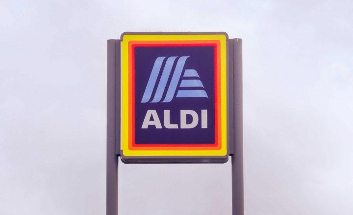 Nudeln von Aldi = Pasta dall´Italia