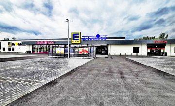 Der neue Schneidermarkt in Bindlach