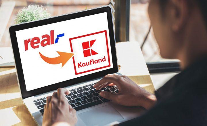 Schwarz-Gruppe übernimmt real.de für Kaufland