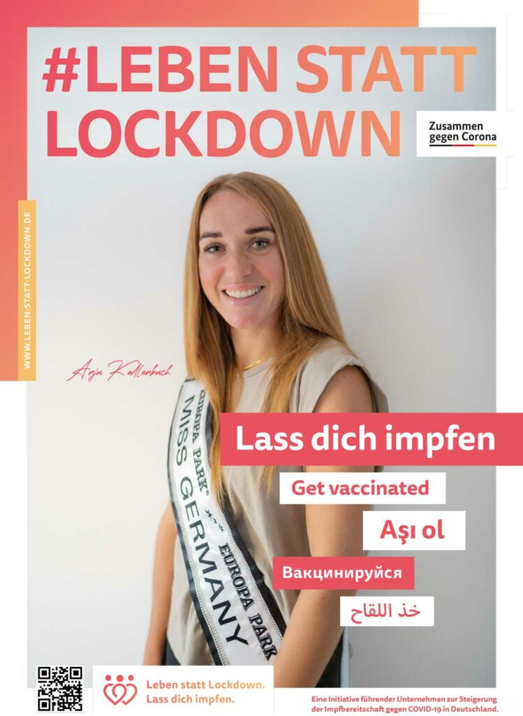 Leben statt Lockdown: Anja Kallenbach